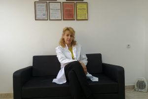 Гончаренко Ольга Александровна